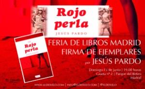 flyer_rojoperla_firma15 junio