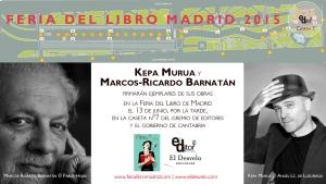El Desvelo_Feria Libro Madrid